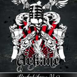 ARKANE-CLOTHING-INITIALE-COLLECTION-MODEL-ROCKABIKAZE-